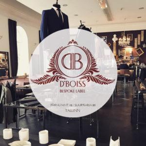 D'Boiss logo